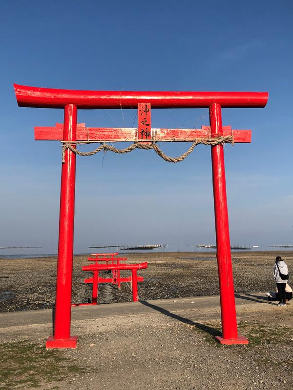 佐嘉神社の紅葉とゾンサガスタンプラリー (59)