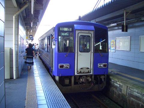 関西本線キハ120系気動車