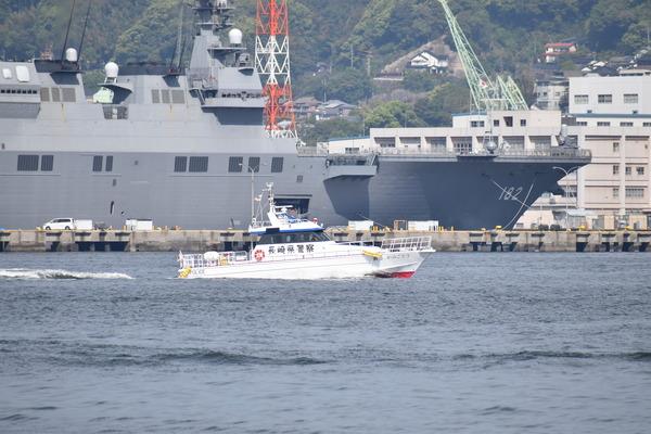 長崎帆船まつりと護衛艦 (4)