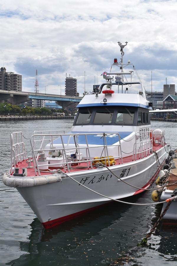 博多湾の艦船たち (68)