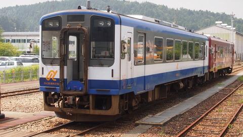 10通常カラー列車+永井豪列車
