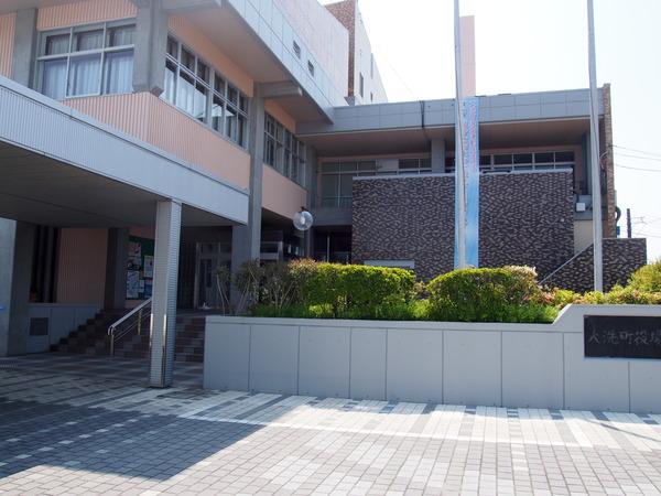 大洗役場 (2)