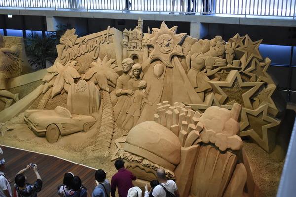 砂の美術館 (30)