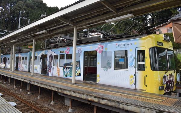 響け!ユーフォニアムラッピング2018駅編 (52)