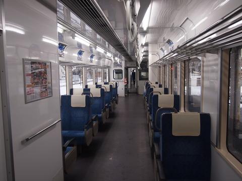 のと鉄道NT200形車内