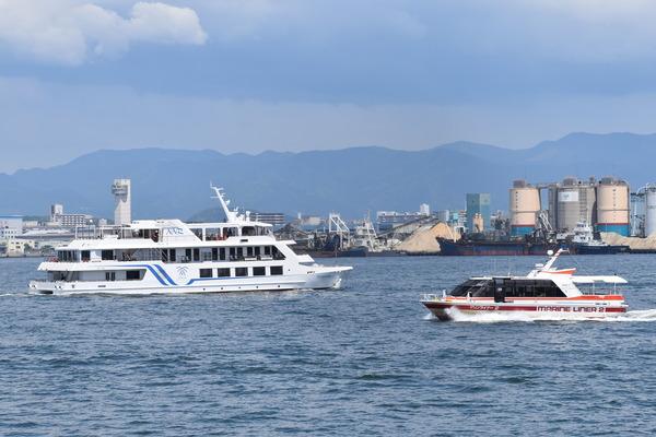 博多湾の艦船たち (19)