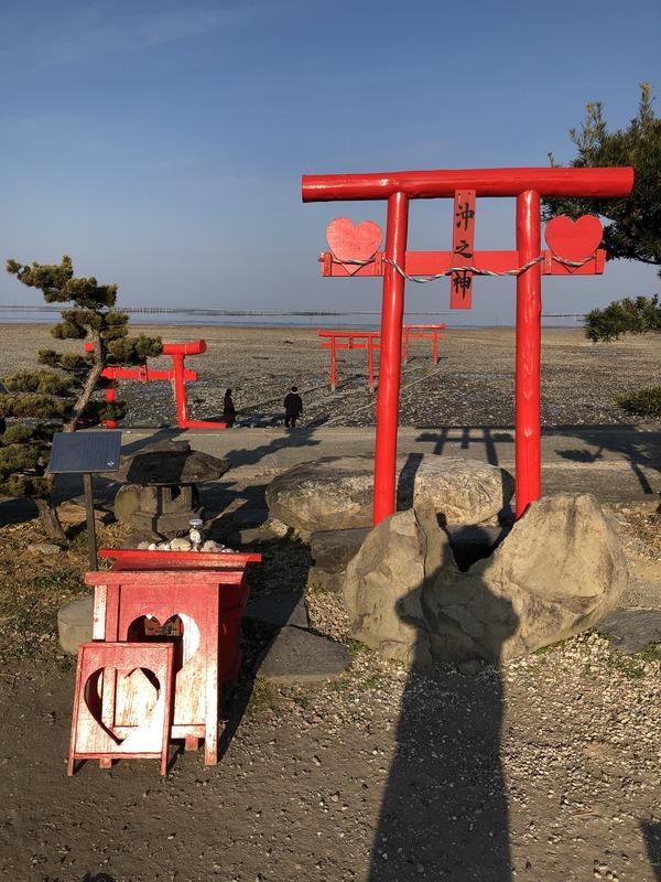 佐嘉神社の紅葉とゾンサガスタンプラリー (60)