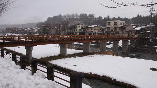 冬の飛騨高山聖地巡礼前編(17)