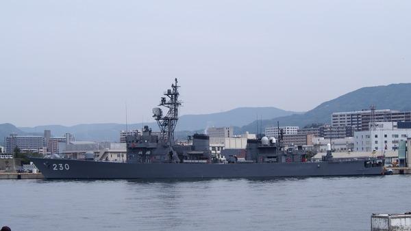 倉島岸壁で望遠レンズテスト (12)