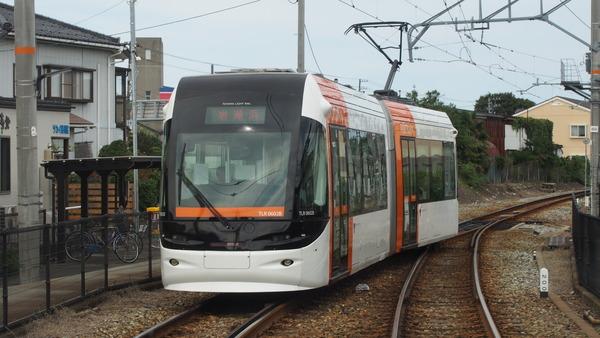 富山ライトレール鉄道むすめラッピング(緑) (48)