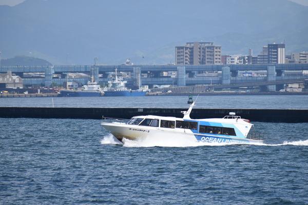 博多湾の艦船たち (13)