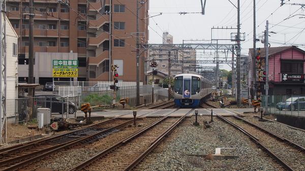 西鉄鉄道むすめヘッドマーク列車 (21)