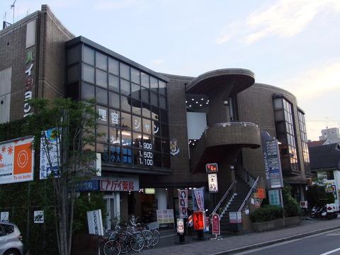 京アニ第二スタジオのあるビル