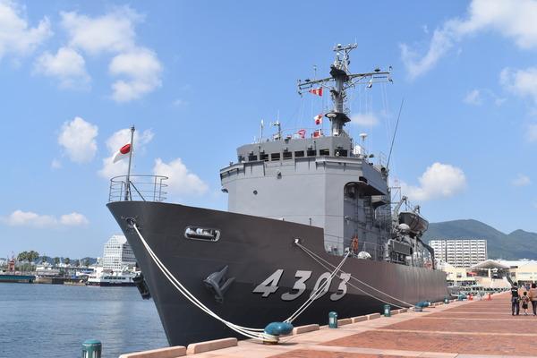 佐世保艦艇公開20190915 あきづき (41)