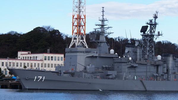 冬の大遠征横須賀軍港めぐり後編 (18)
