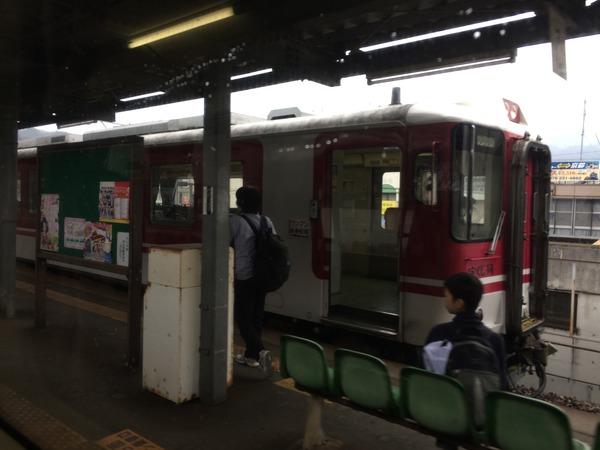 春の鉄道むすめ巡り智頭急行後編  (6)