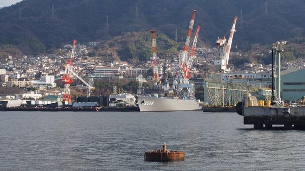 呉艦船巡り2016年1月10日 (28)