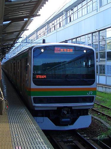 快速アクティーE231系電車
