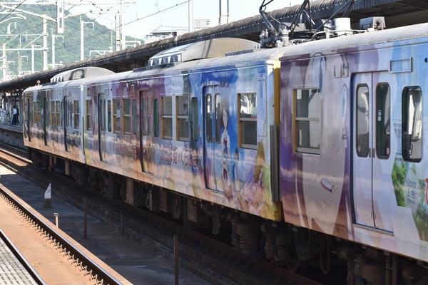 ひるね姫ラッピング電車 (7)