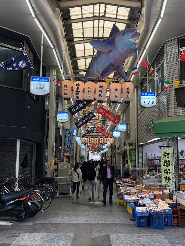 叡電と出町柳商店街 (34)