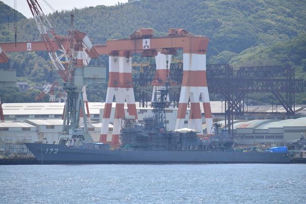長崎帆船まつりと護衛艦 (28)
