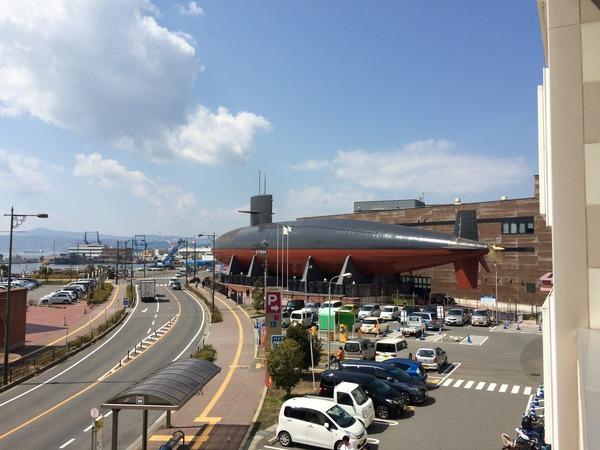 軍港クルーズ(2014春の青春18きっぷ呉)後編 (54)