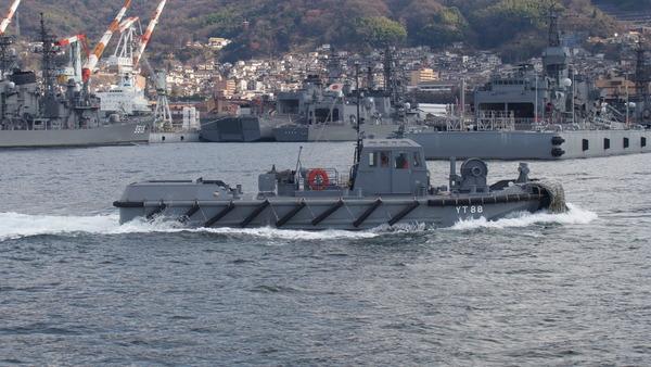 呉艦船巡り2016年1月10日 (2)