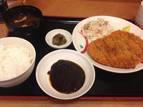 21名古屋での夕食