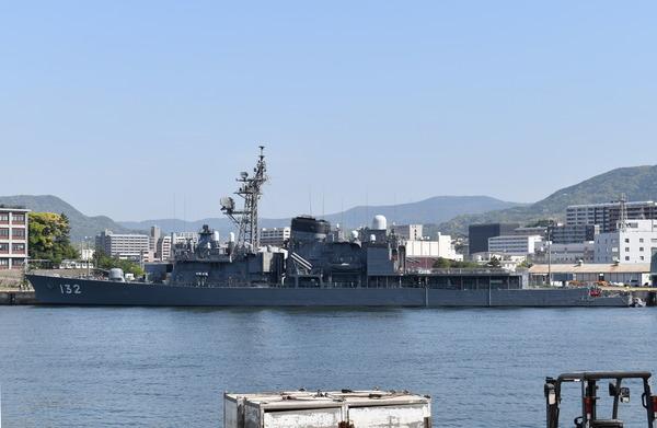 長崎帆船まつりと護衛艦 (3)
