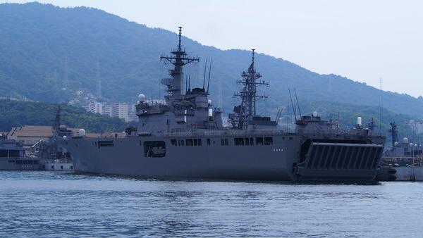 呉軍港クルーズ20160815 (7)