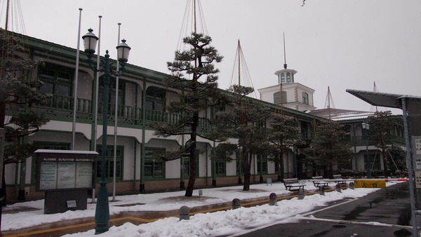 冬の飛騨高山聖地巡礼前編(44)