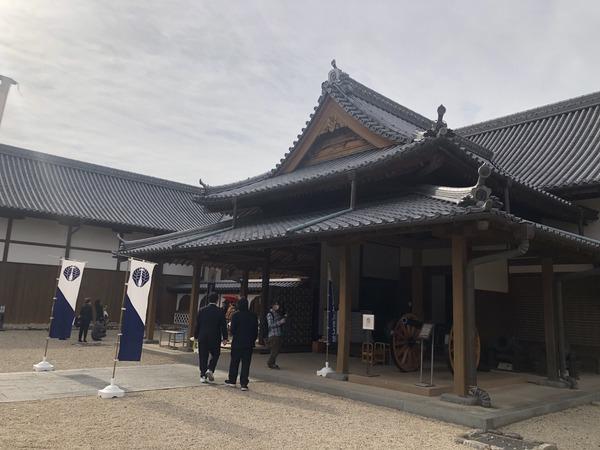 佐嘉神社の紅葉とゾンサガスタンプラリー (41)
