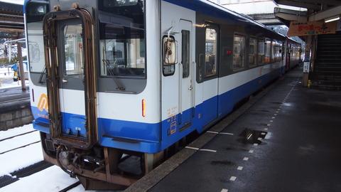 穴水駅ののと鉄道NT200形(2)
