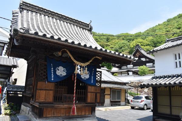 竹原180430 道の駅 町並み保存地区 (29)