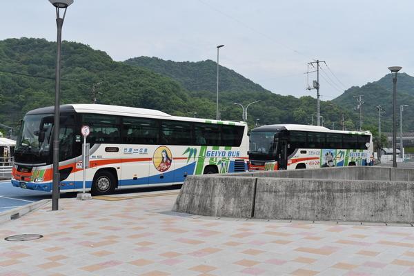 たまゆらバス@竹原港 (1)