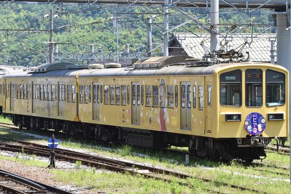 近江鉄道伊豆箱根鉄道コラボHM (7)