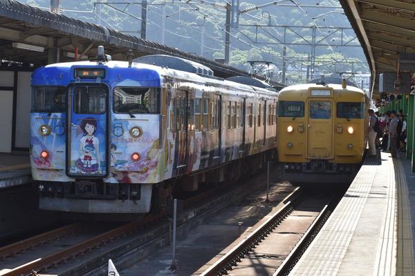 ひるね姫ラッピング電車 (18)