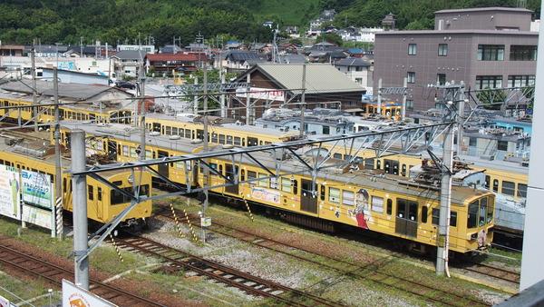 近江鉄道ビア電 (2)