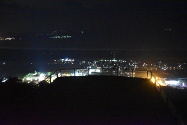 鏡山夜景 (4)