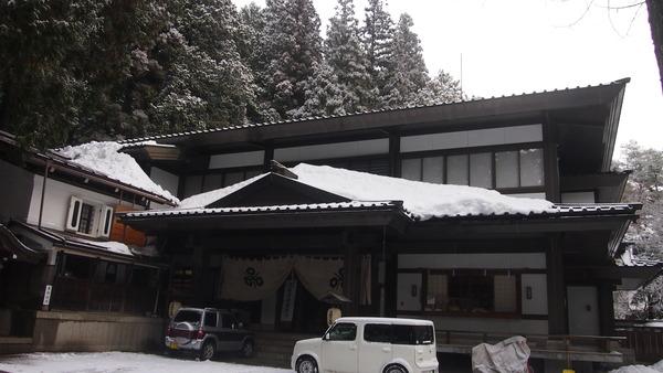 冬の飛騨高山聖地巡礼後編(9)