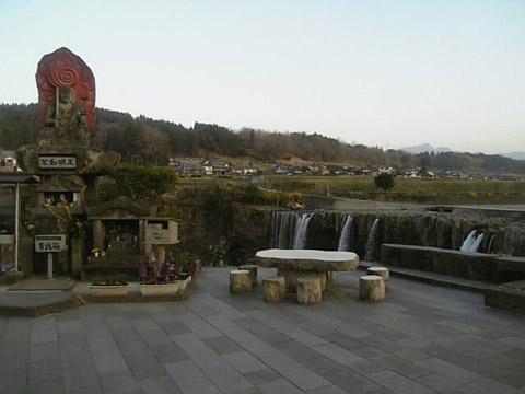 原尻の滝16