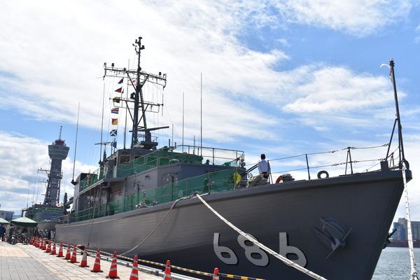 博多湾の艦船たち (33)