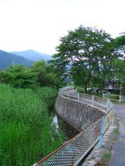 木崎湖への道は何処?
