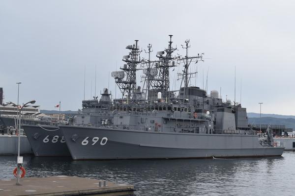 かが艦艇一般公開 (114)