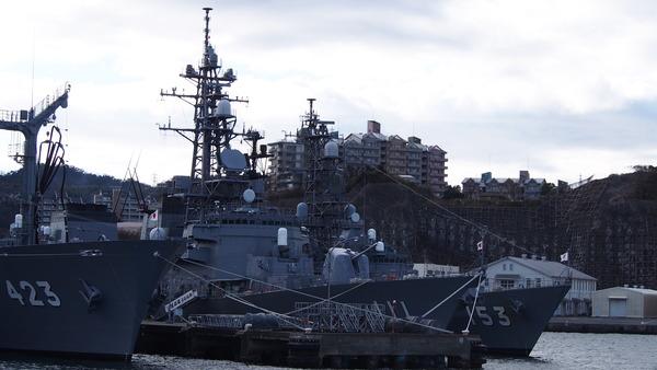 冬の大遠征横須賀軍港めぐり後編 (43)
