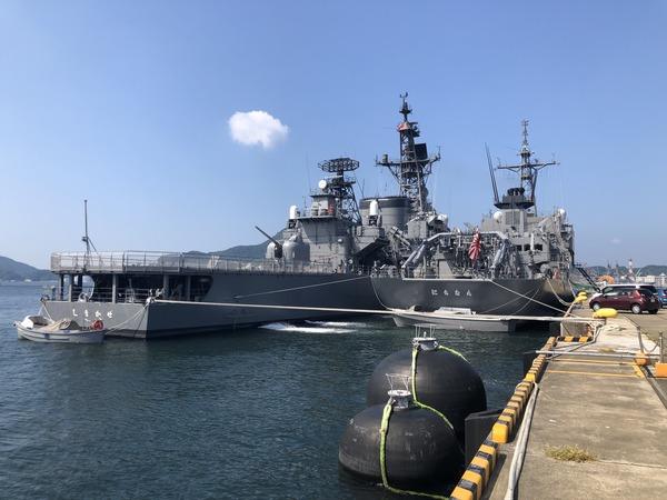 佐世保艦艇公開20190915 あきづき (49)