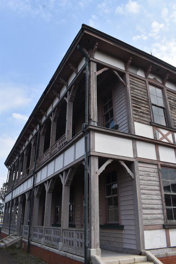 旧三菱合資会社唐津支店本館 (69)