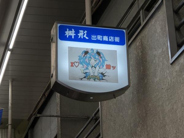 叡電と出町柳商店街 (31)
