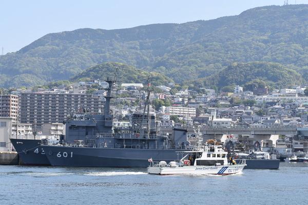 長崎帆船まつりと護衛艦 (7)