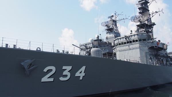 軍港クルーズ(2014春の青春18きっぷ呉) (22)